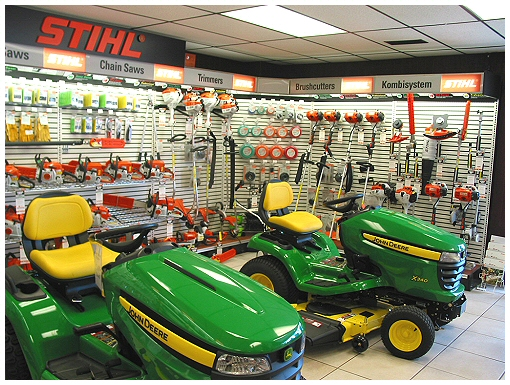 Your Local Source For Lawn Mower Blade Sharpening Repair